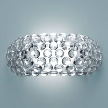 Foscarini MyLight Caboche media LED, transparente