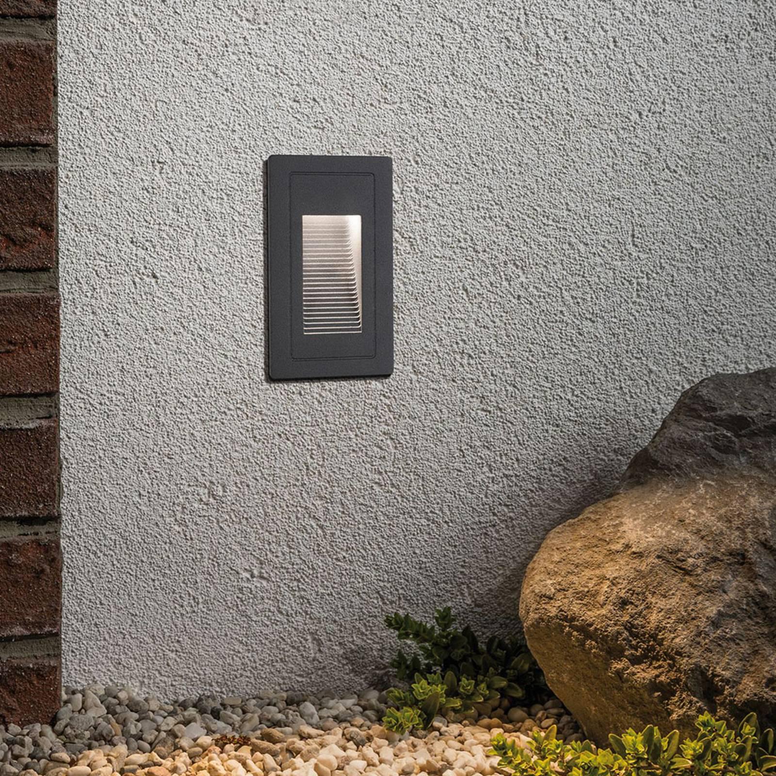 Paulmann High applique LED incasso da esterni