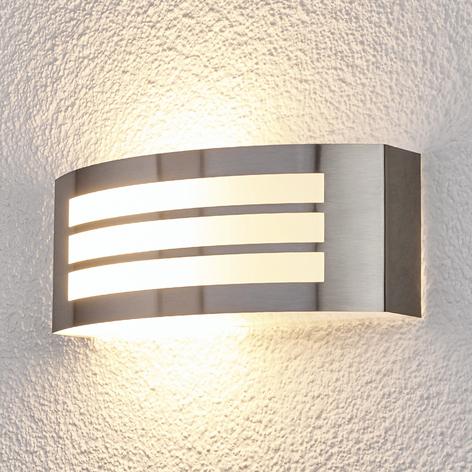 Szykowna lampa zewnętrzna RAJA