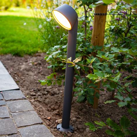 Dakota LED-gadelampe med Tuya-teknologi