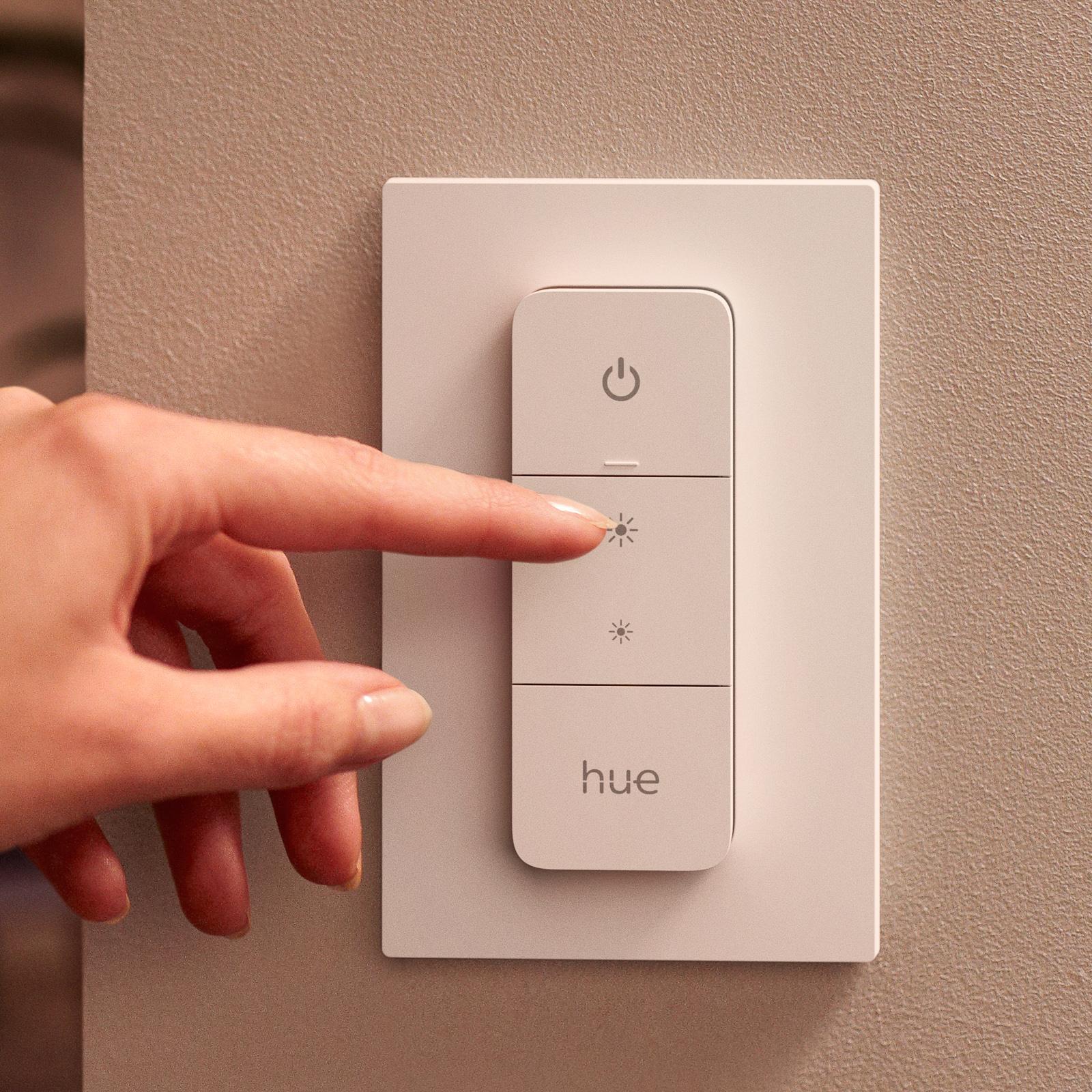 Philips Hue Wireless dimmebryter V2 hvit