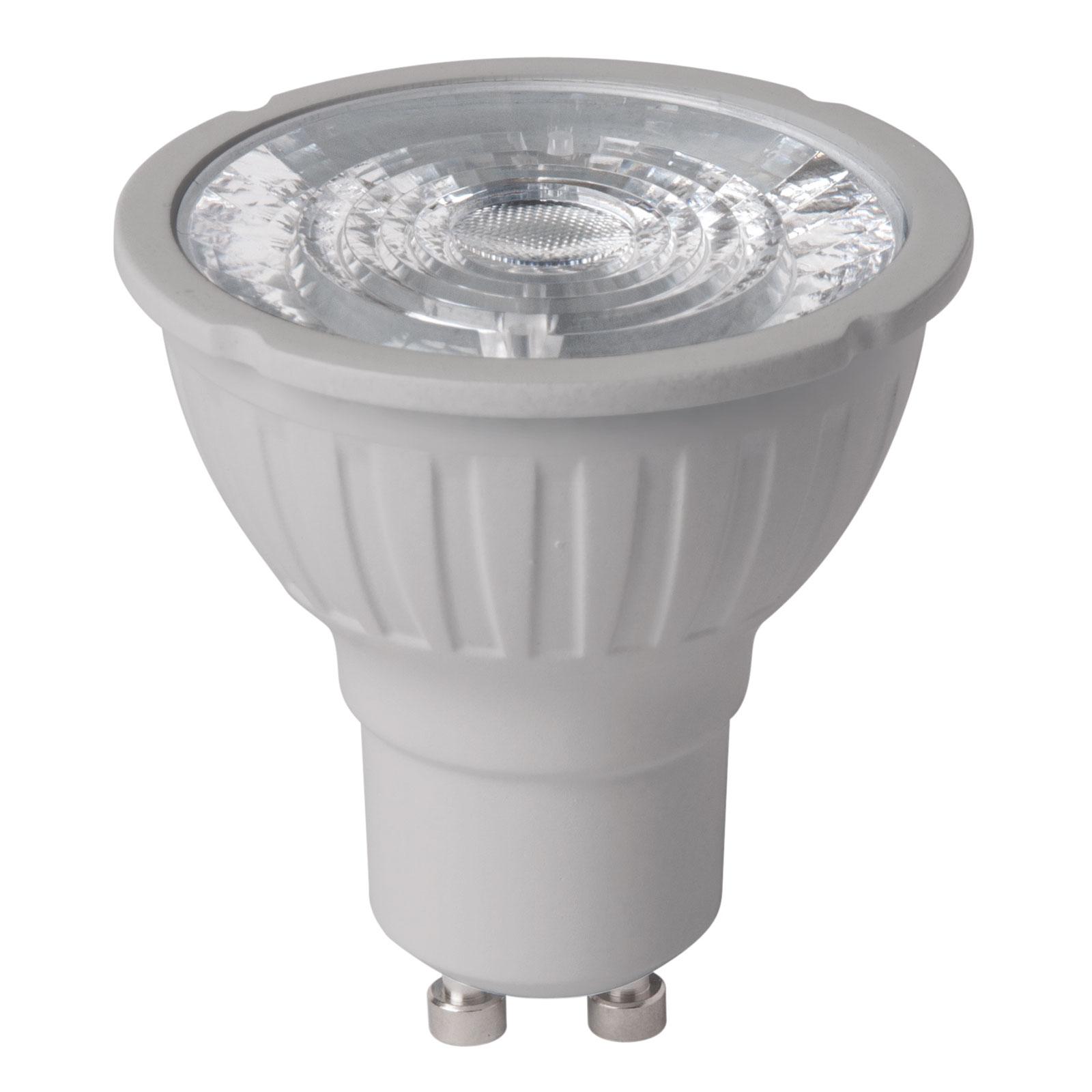 Dual Beam LED-reflektor GU10 5W 2.800K