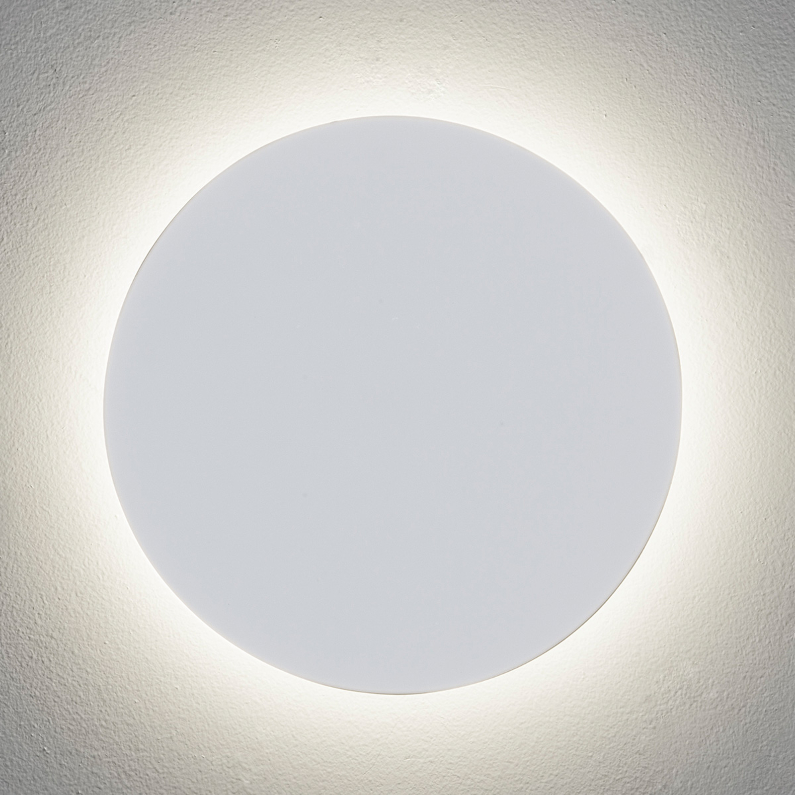 Eclipse Round LED wall light with fantastic effect_1020525_1