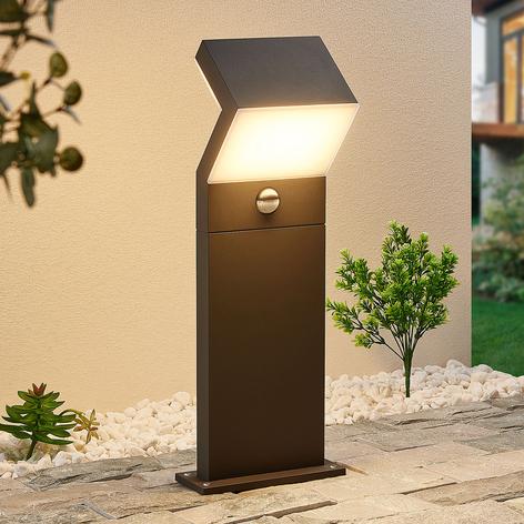 Arcchio Havin LED-sockellampa, rörelsesensor