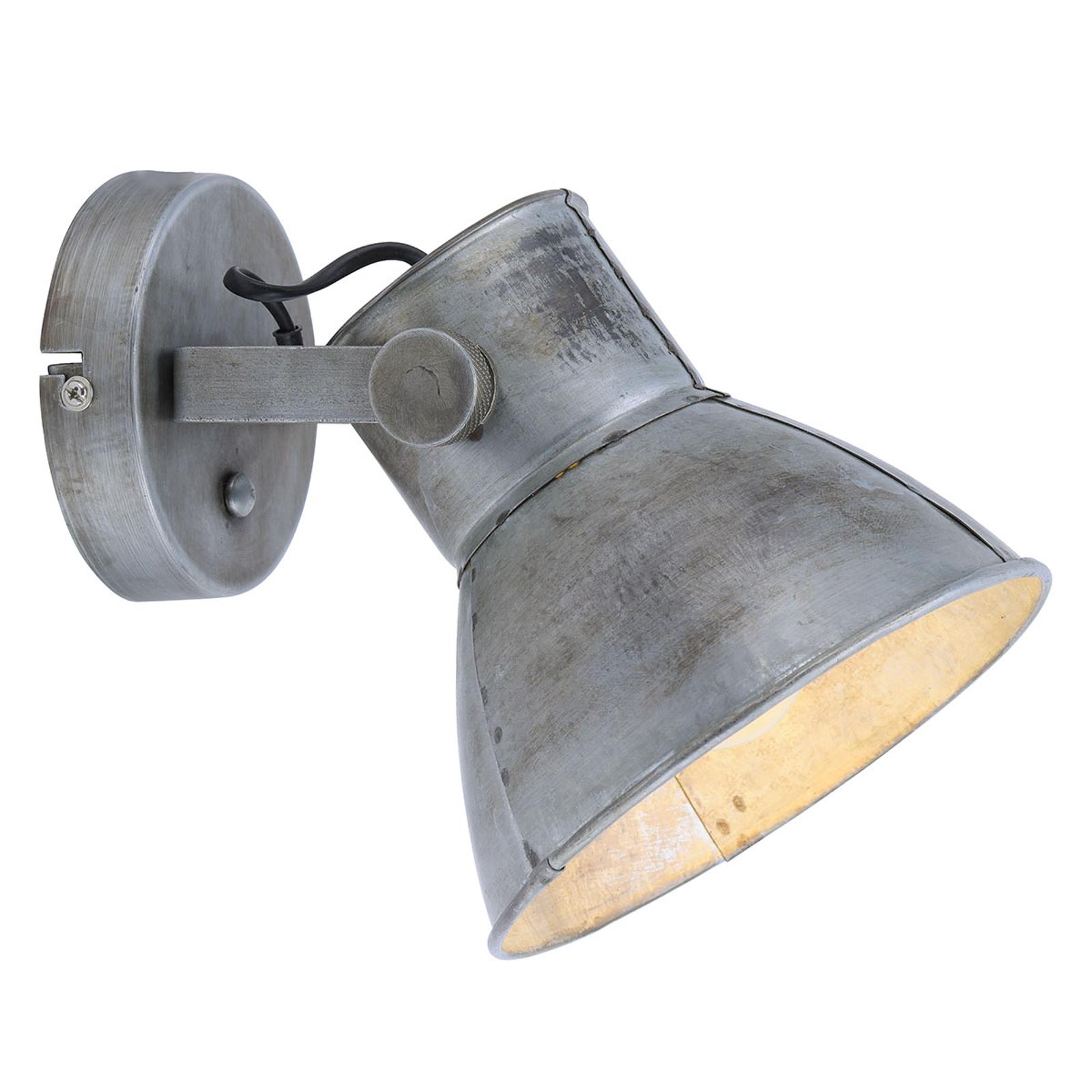 Mobilny przemysłowy reflektor ścienny Gabriel