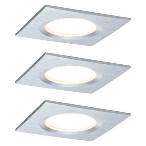Wenn es eng wird: die extra flachen LED Leuchten von