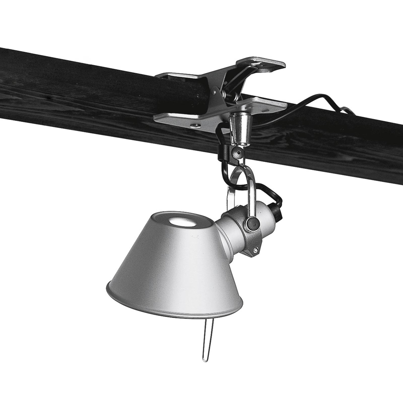Artemide Tolomeo Micro Pinza lampe à pince 2700K