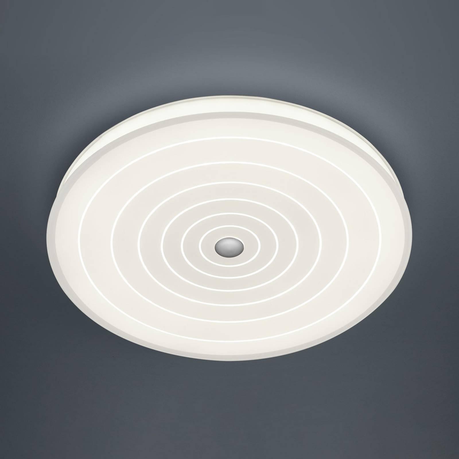 BANKAMP Mandala LED plafondlamp cirkel, Ø 42 cm