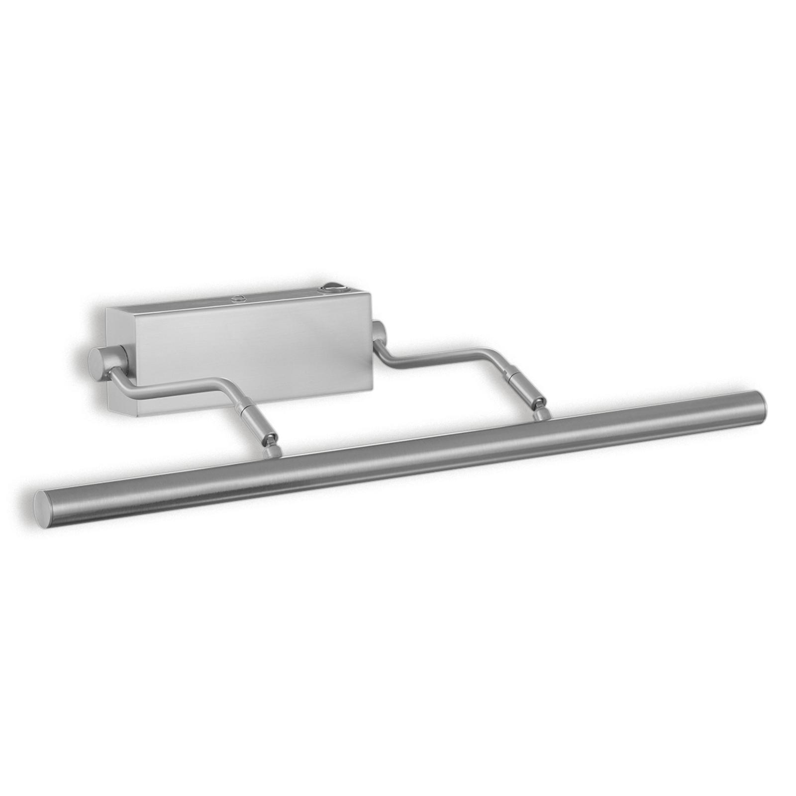 Applique pour tableau LED PICTURE nickel mat