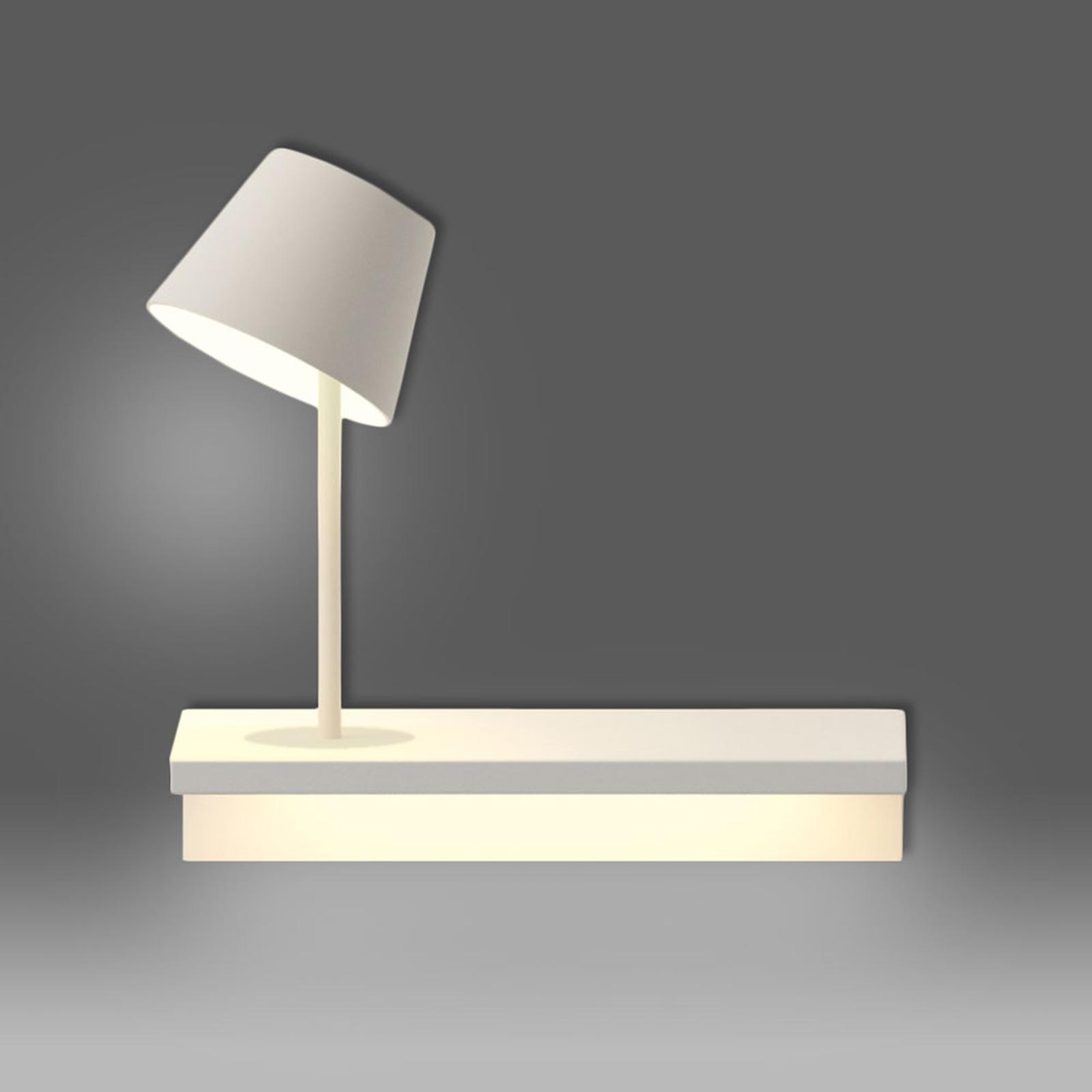 Moderna lámpara de pared LED Suite 29 cm