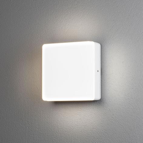 Aplique LED de exterior Cesena, sensor crepuscular