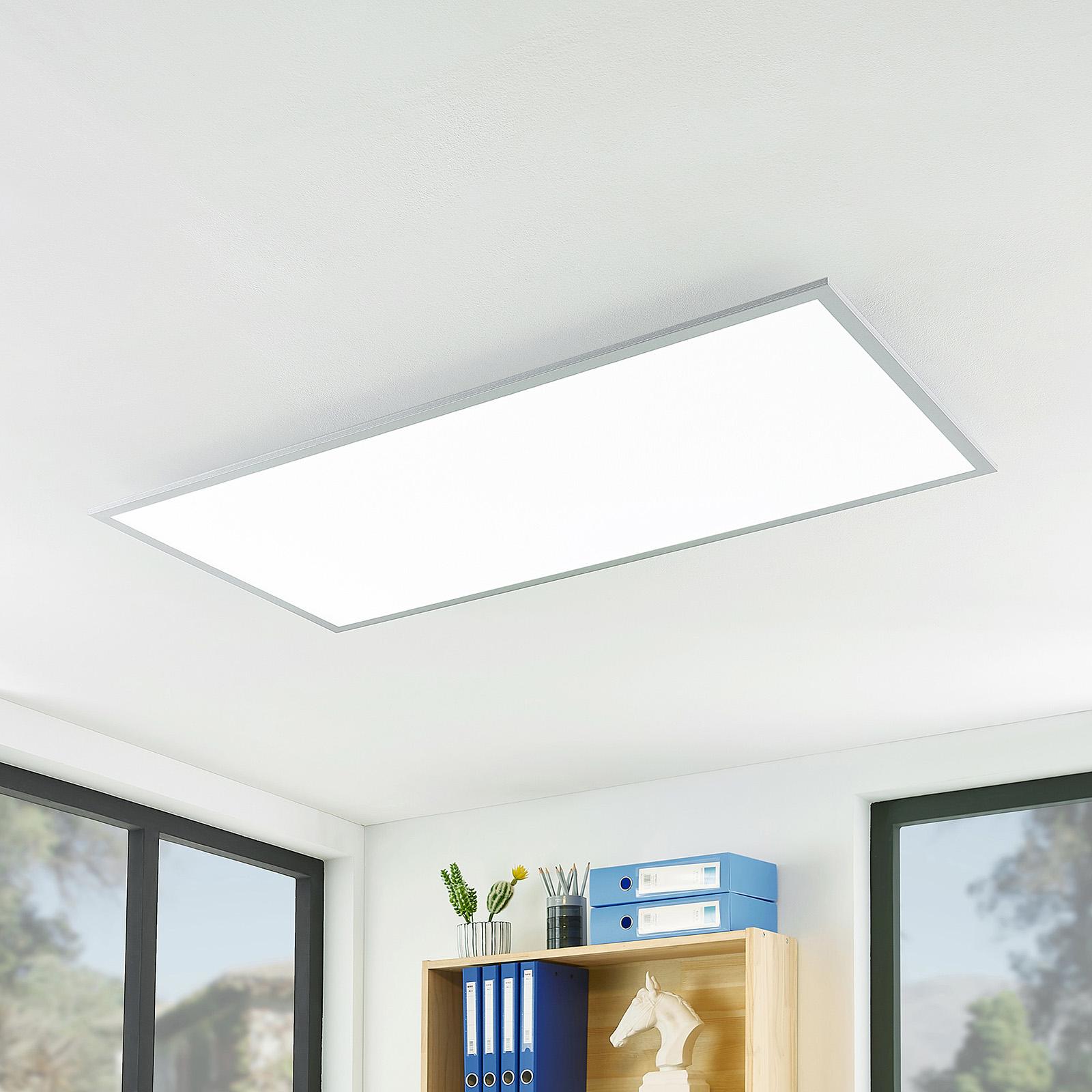 Arcchio Gelora LED panel, CCT, 120 x 60cm_9956061_1