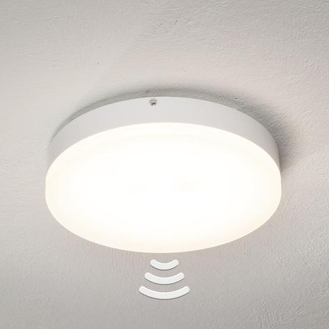 Lampada LED da soffitto Office Round con sensore
