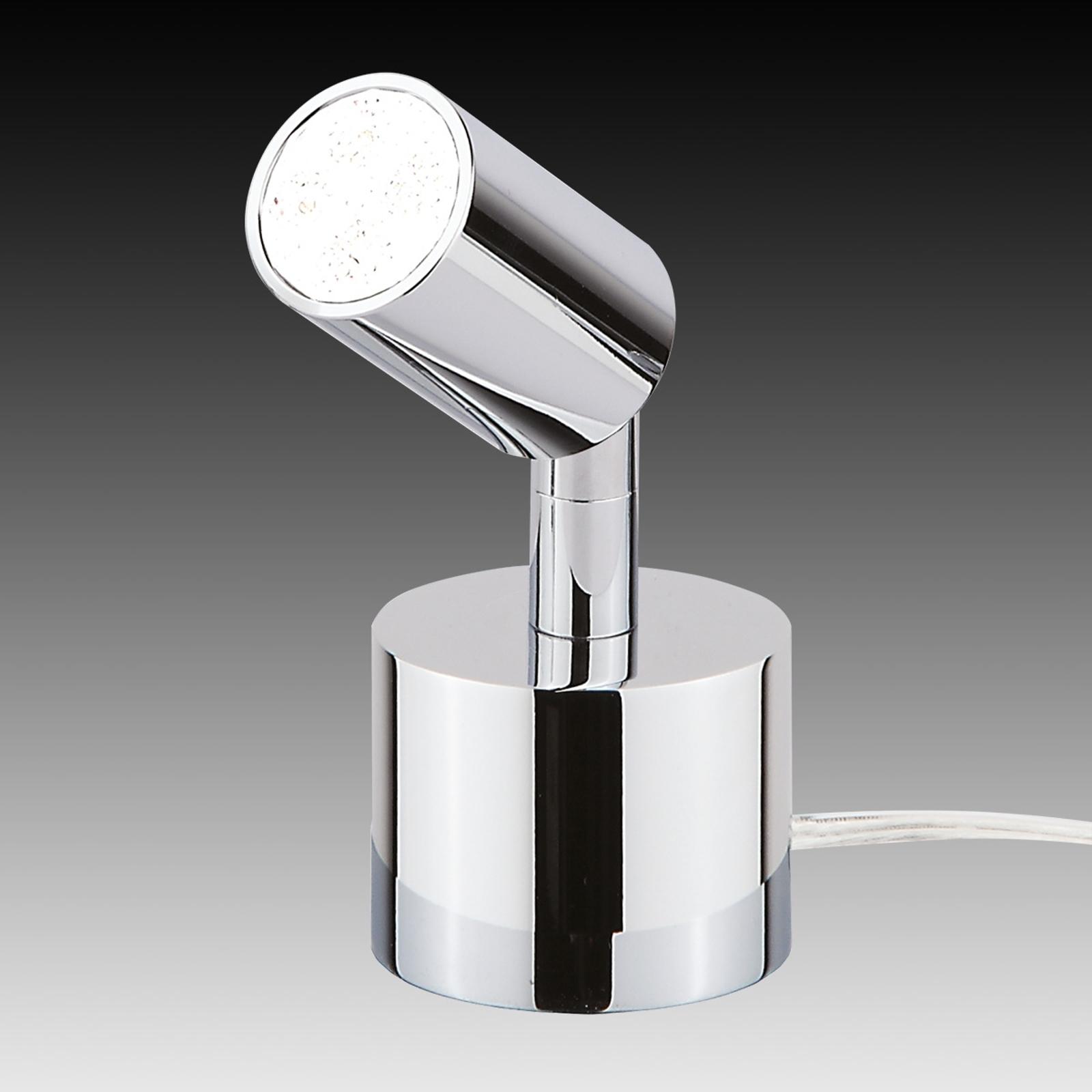 Malá LED mini bodová stolní lampa Karen 6,5 W