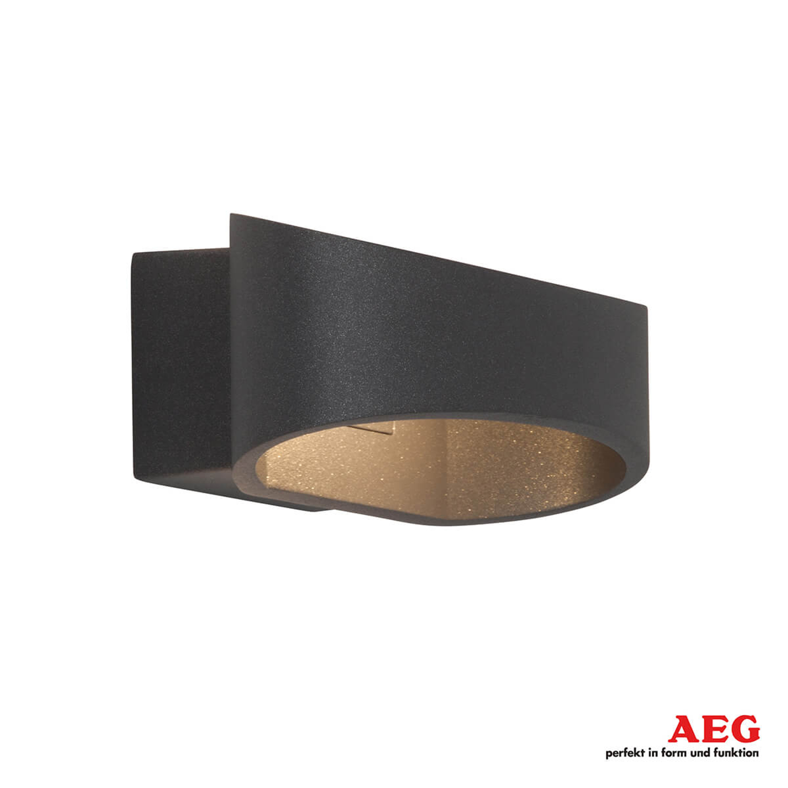 AEG Sunrise abwärts strahlende LED-Außenwandlampe