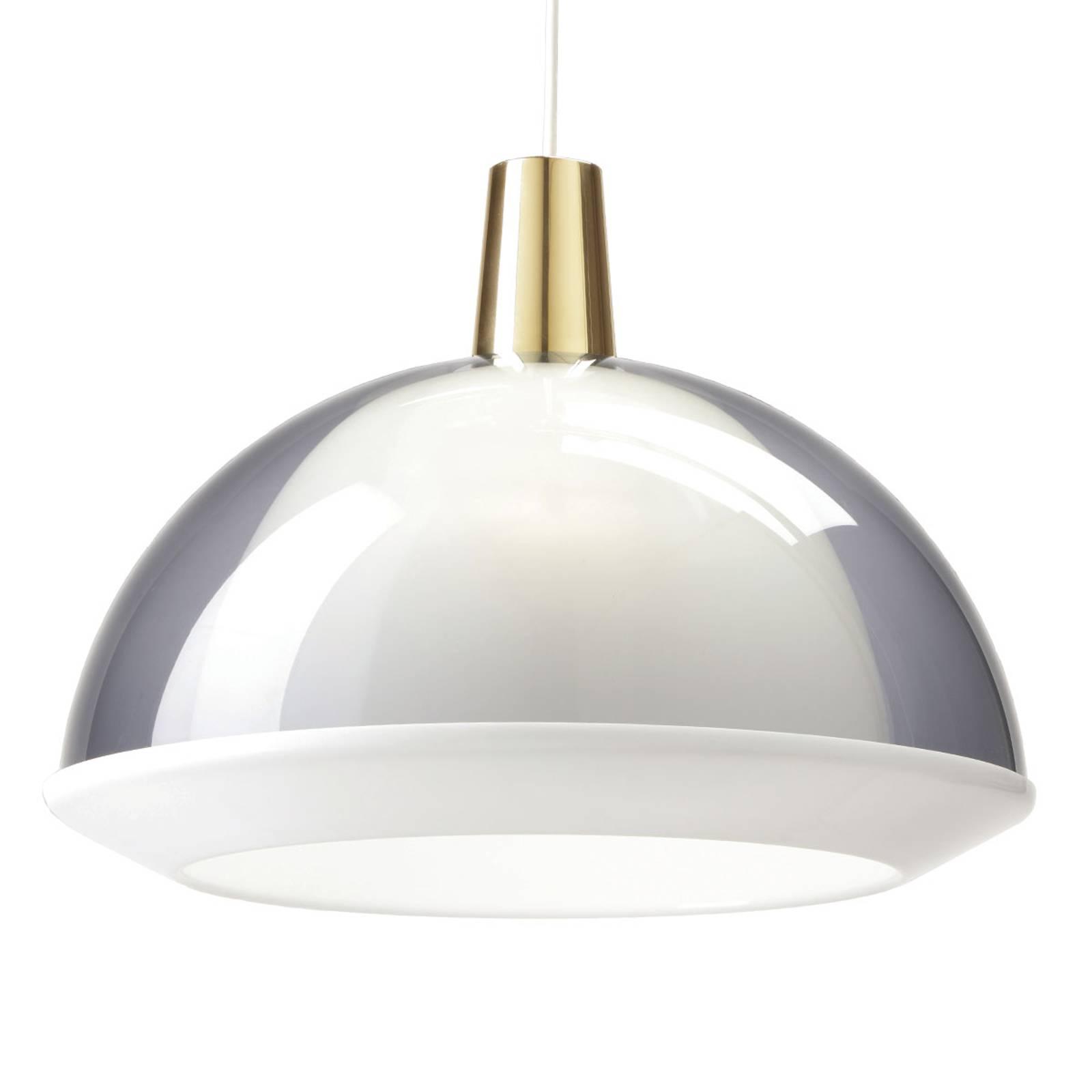 Innolux Kuplat 400 hanglamp 40 cm rookgrijs