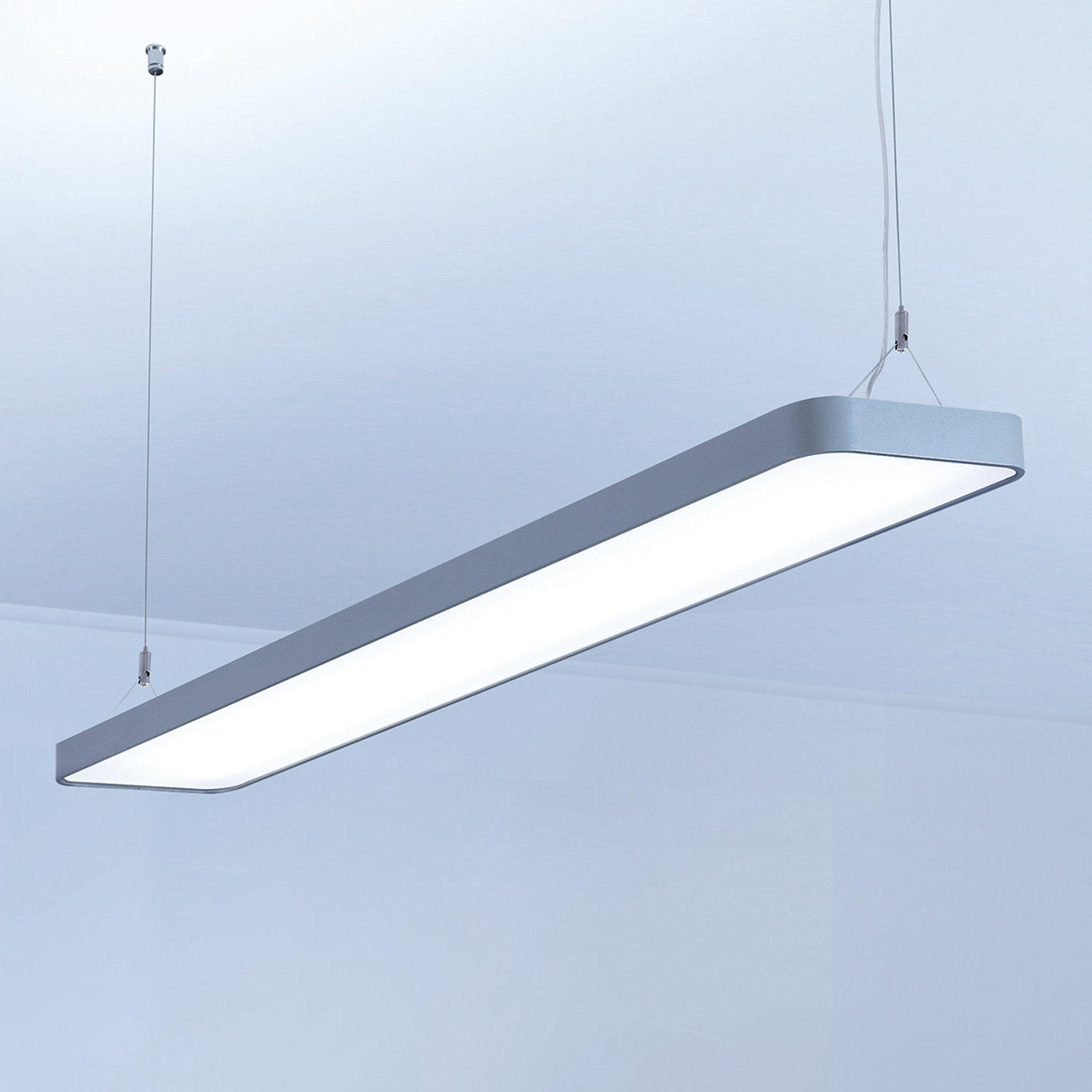 Suspension LED de bureau Caleo-P1 90W