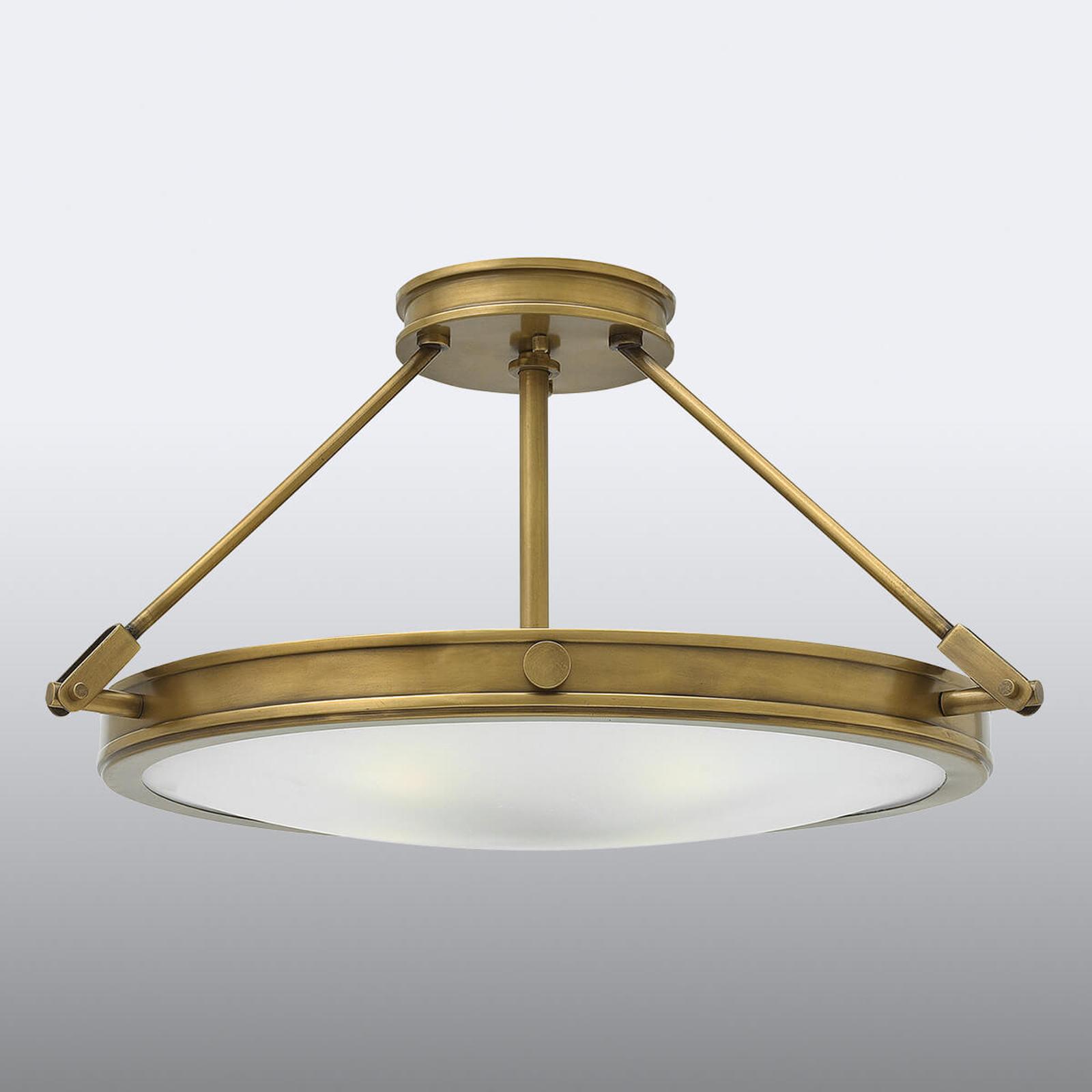 Acquista Plafoniera distanziata Collier 55,9cm