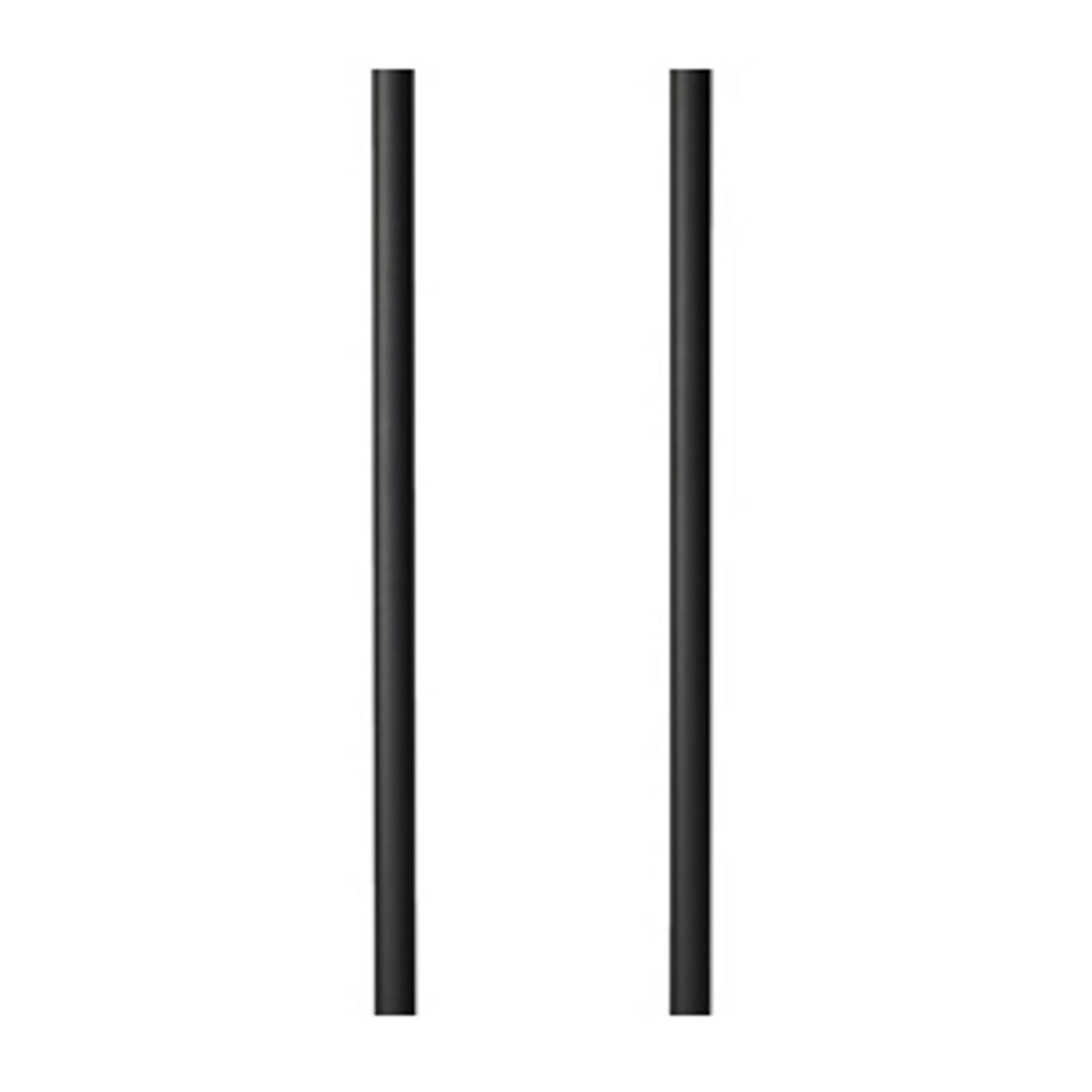 Postkassestativ Stand 1005, svart