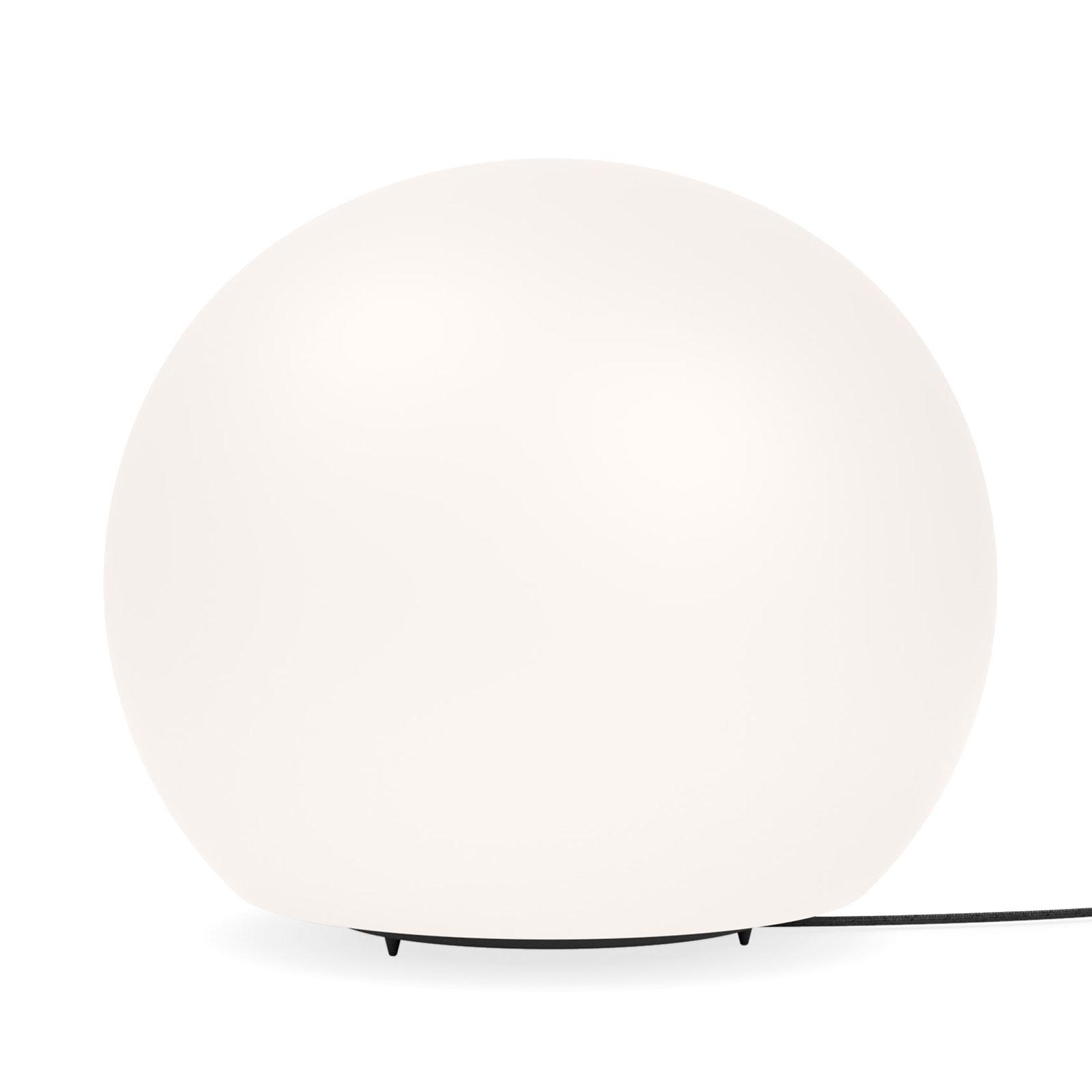 WEVER & DUCRÉ Dro 3.0 lampa stołowa czarno-biała