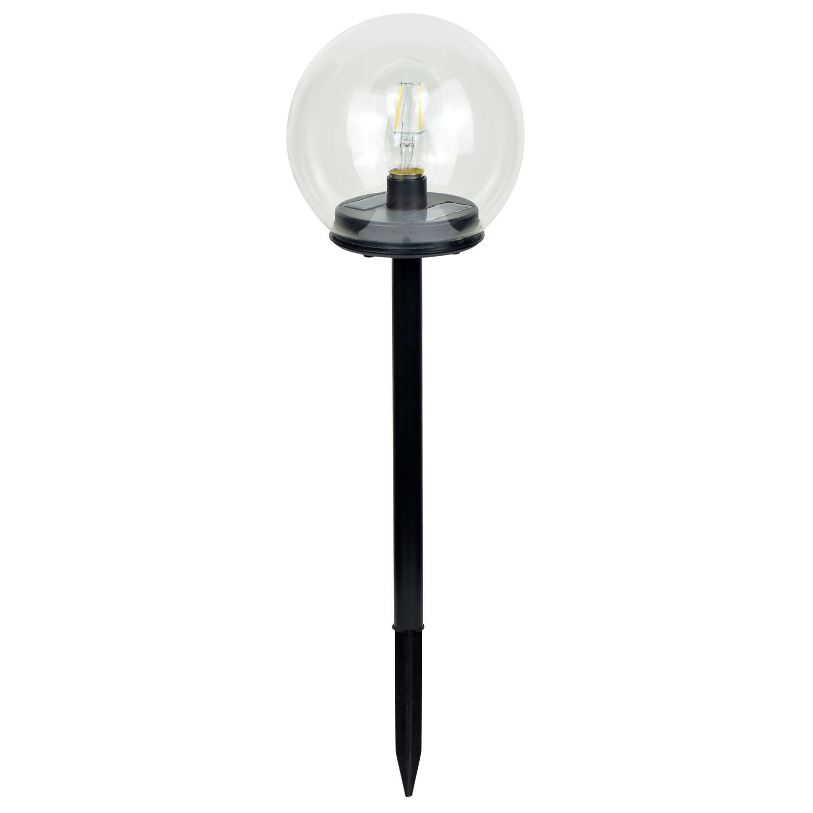 Lindby Roana LED solar light garden and table_8032333_1