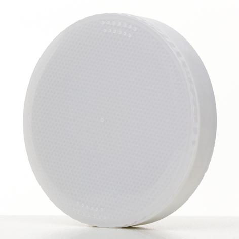 LED-Lampe GX53 7W, warmweiß, dimmbar
