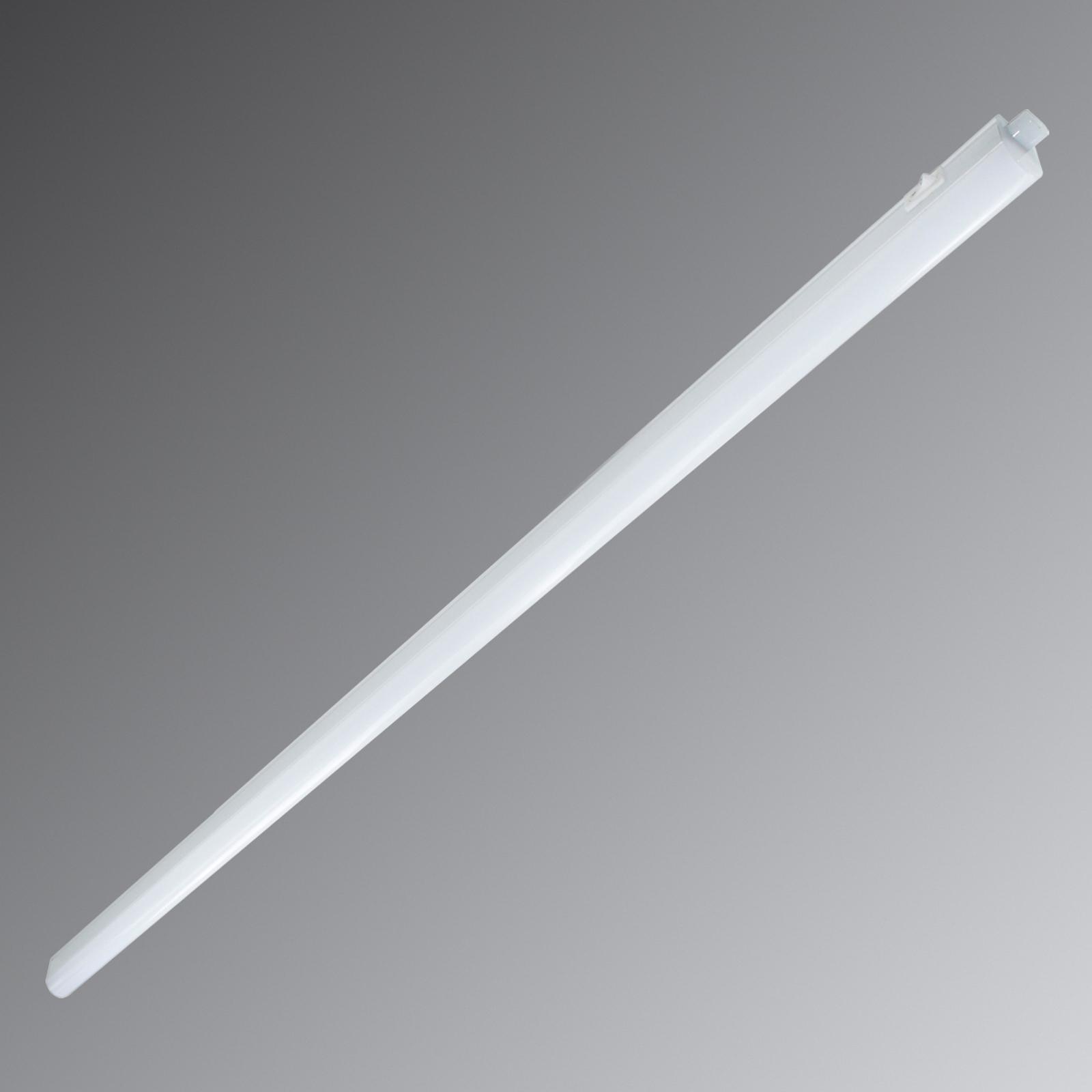 Längliche LED-Unterbauleuchte Eckenheim in Weiß