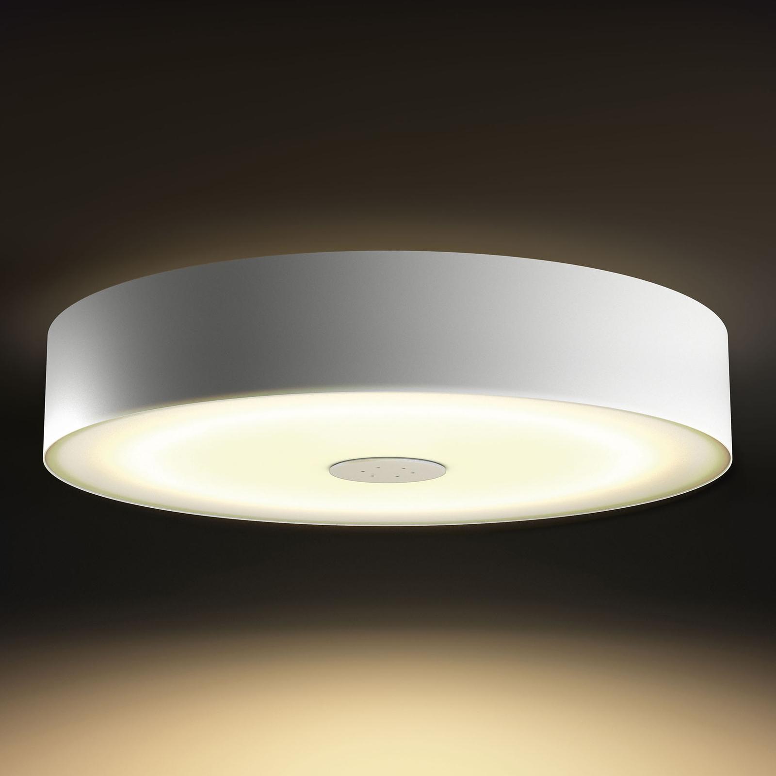 Philips Hue White Ambiance Fair Deckenlampe weiß