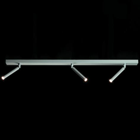 LDM Eccoled Spot Trio LED-Strahler, alu eloxiert