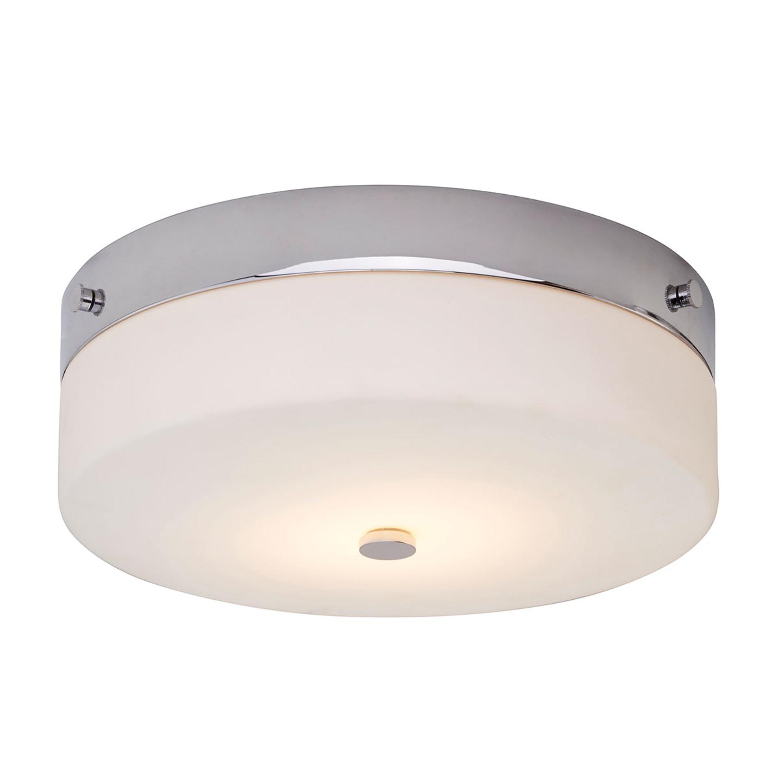 Ponadczasowo piękna lampa sufitowa LED Tamar, IP44