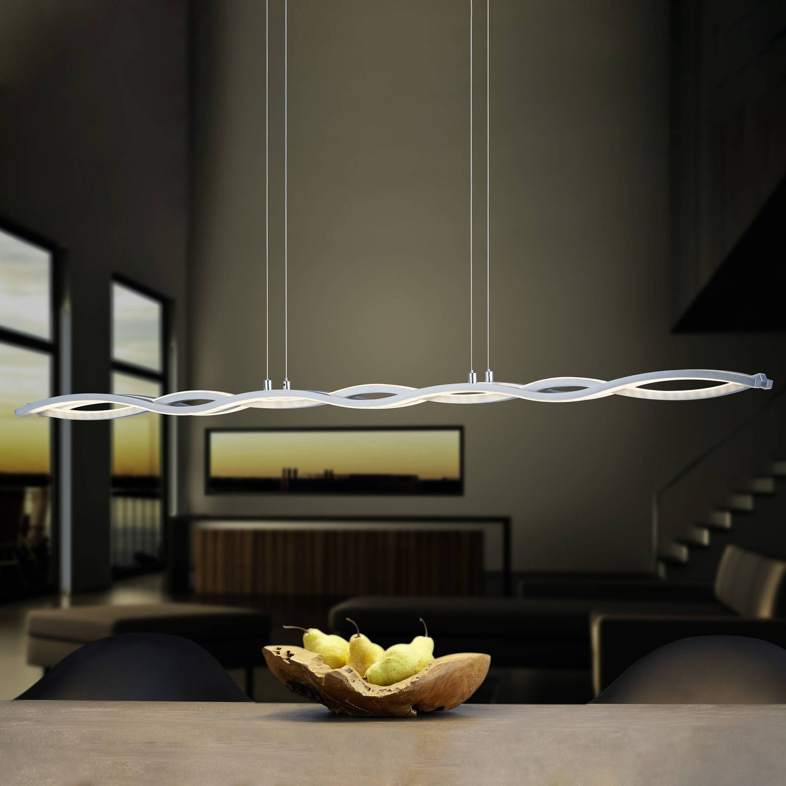 Suspension LED Helios II dimmable