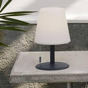 Gardenlight Kreta LED-bordlampe m. batteri 26,5 cm