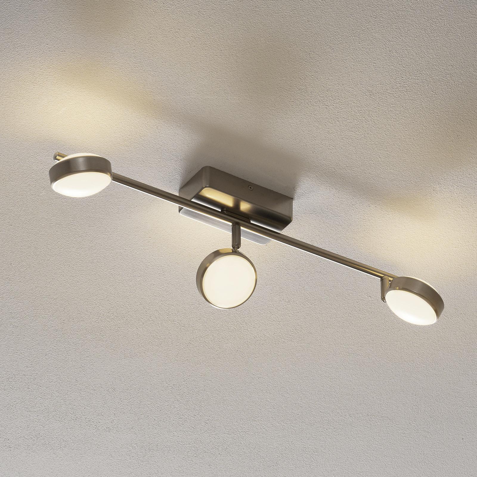 EGLO connect Corropoli-C LED-loftspot, 3 lyskilder