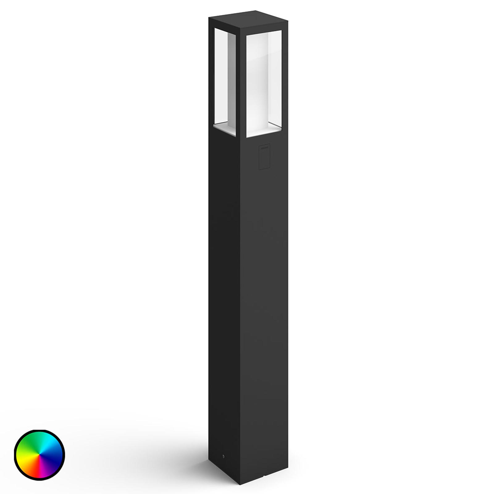 Philips Hue White+Color Impress LED-pylväsvalaisin