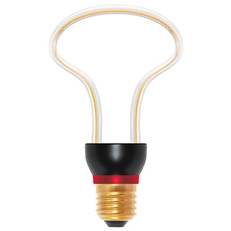 LED lamp ART Line reflectorlamp E27 8W, dimbaar