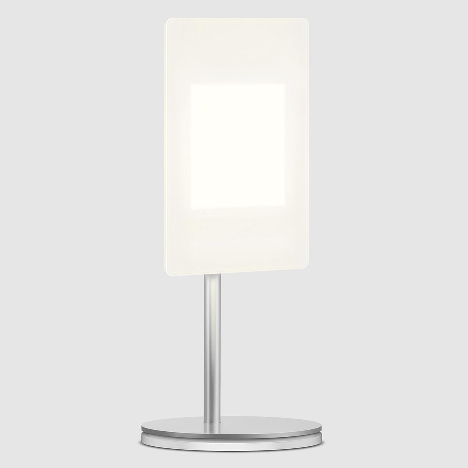 OLED tafellamp OMLED One t1 met OLEDs, wit