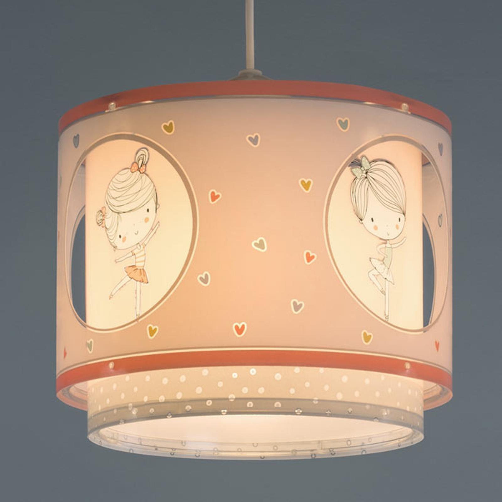 Sweet Dance – urocza lampa wisząca dla dzieci