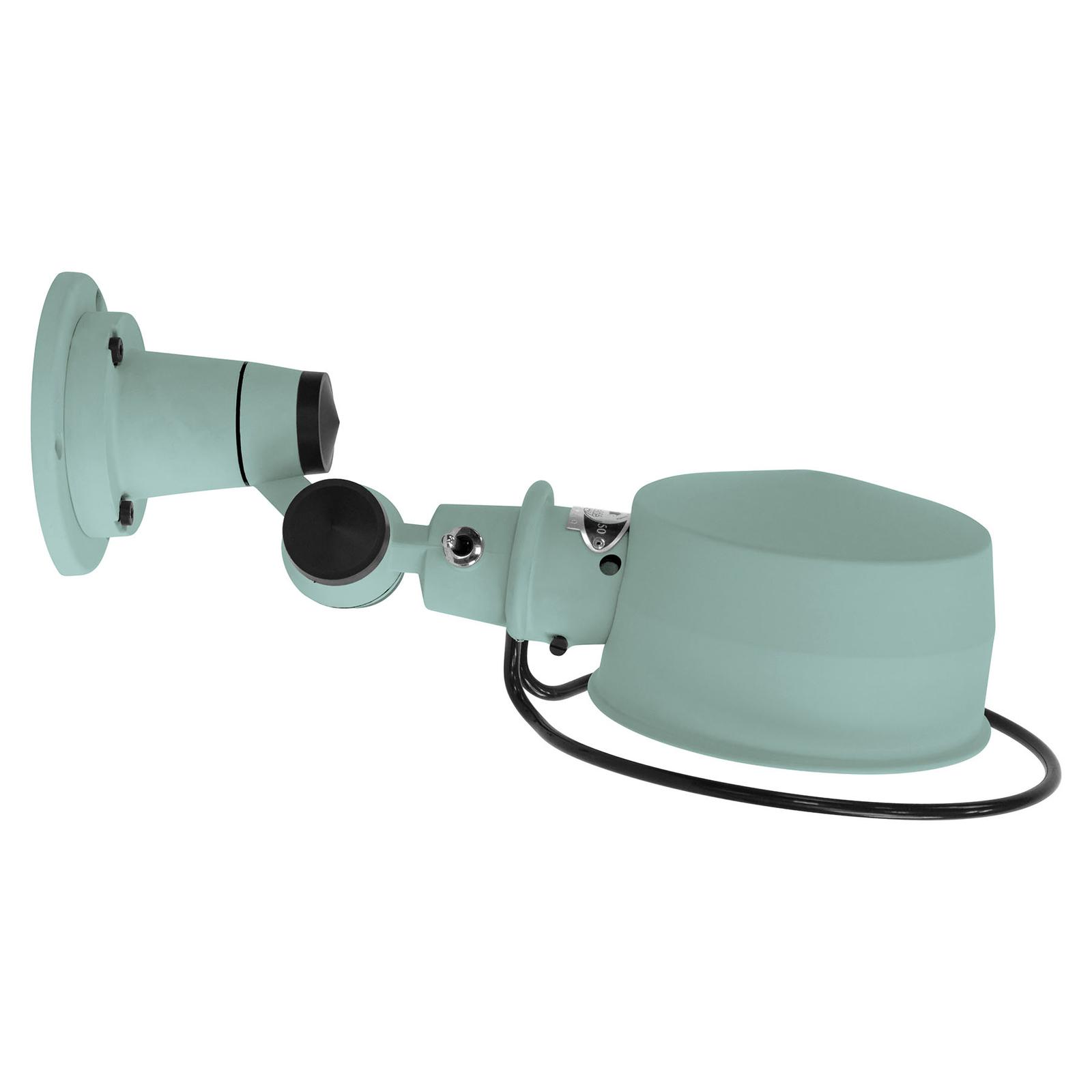 Jieldé Lak L1000 kloubové nástěnné světlo zelená