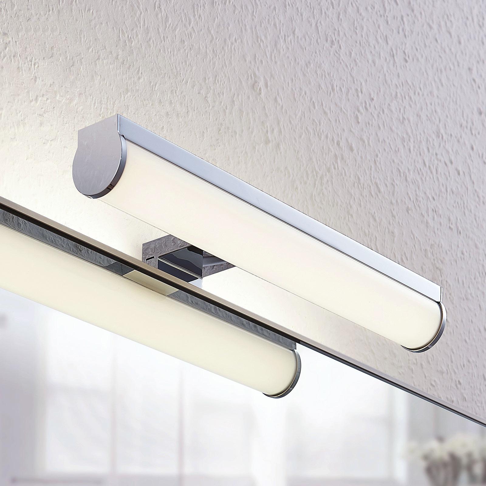 LED-Bad-Spiegelleuchte Irmena, 30 cm