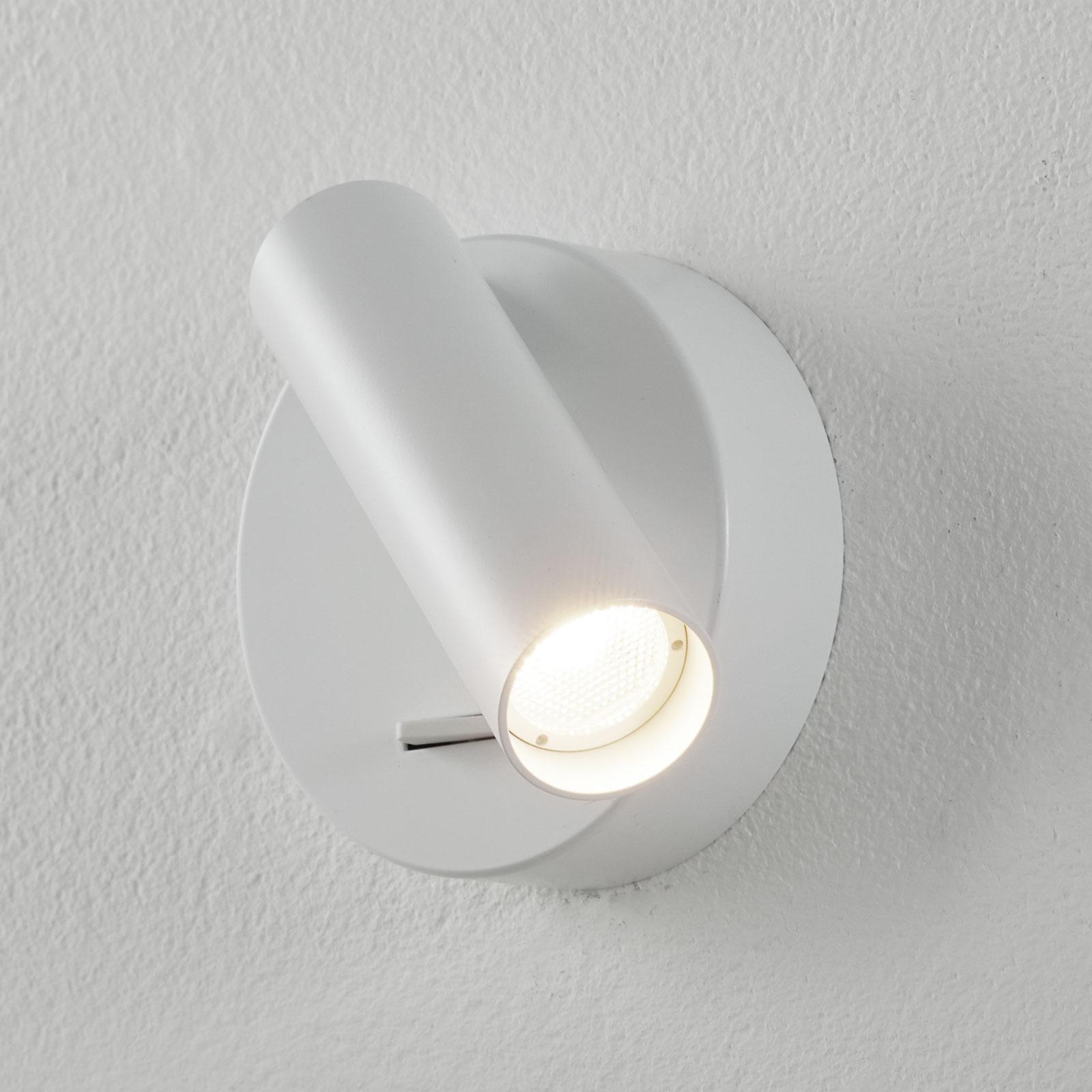 Arcchio Liani spot mural LED, blanc