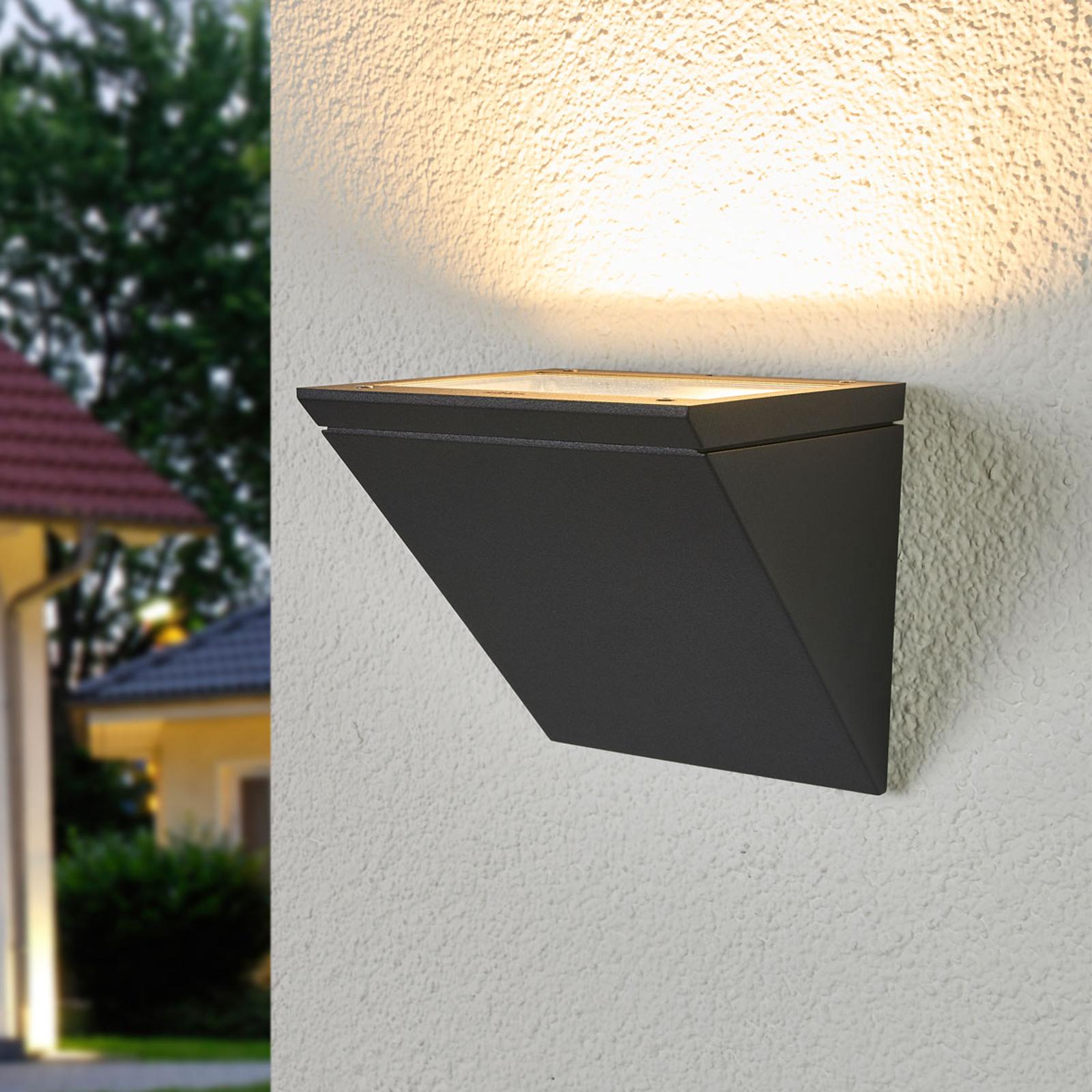 BEGA 22449K3 LED wall uplighter graphite 3,000 K_1566021_1