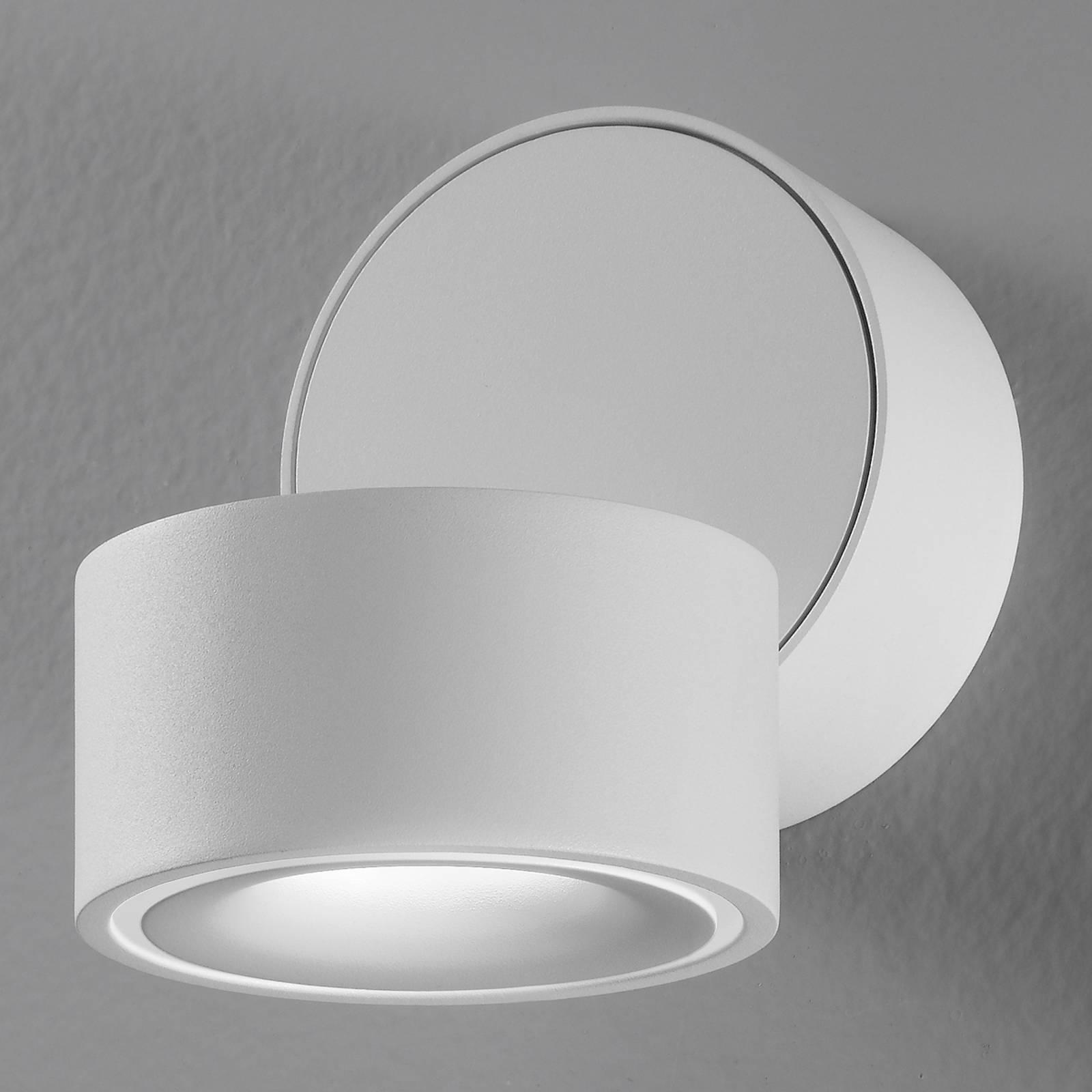 Roterende en draaibare LED spot Clippo