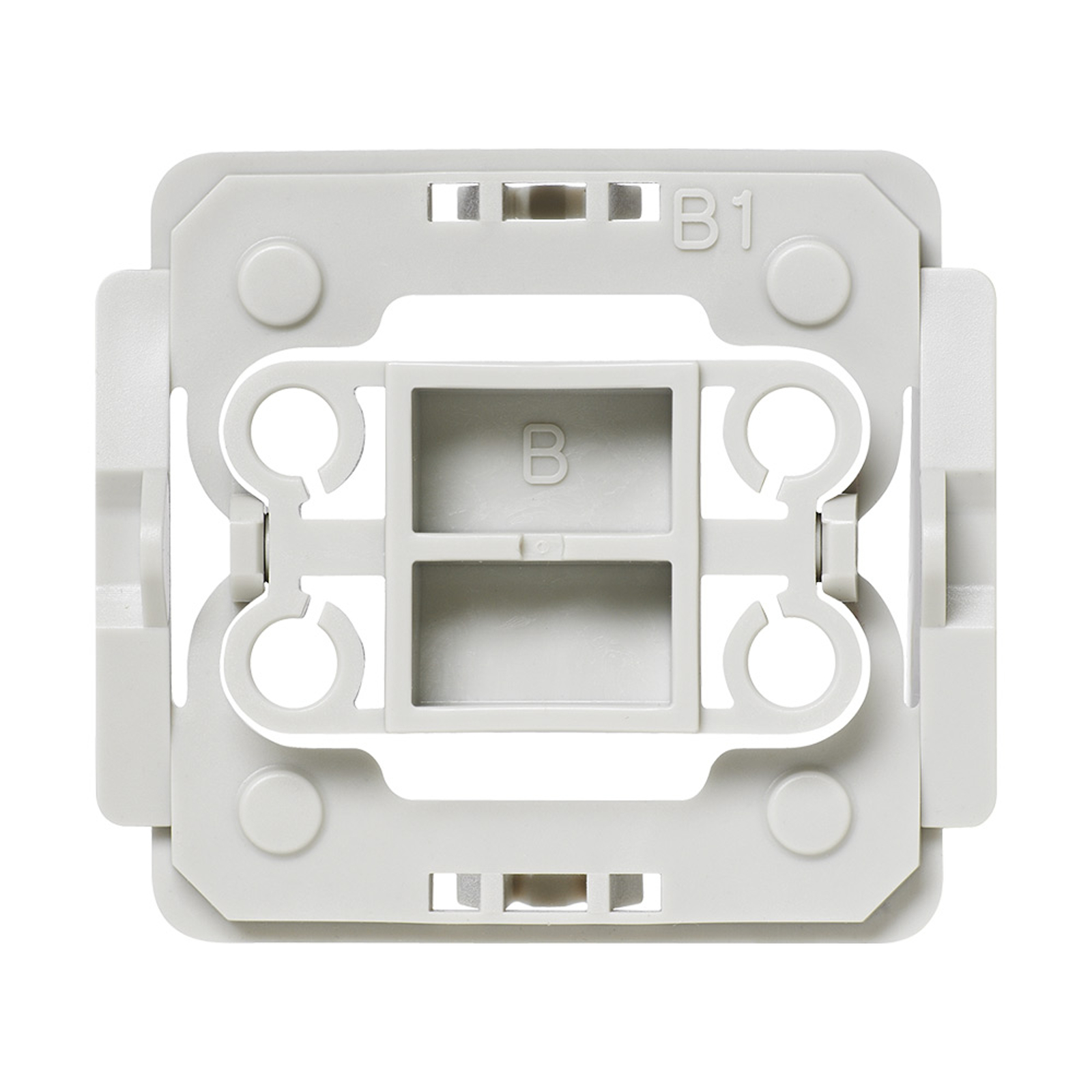 Homematic IP Adapter für Berker Schalter B1 20x