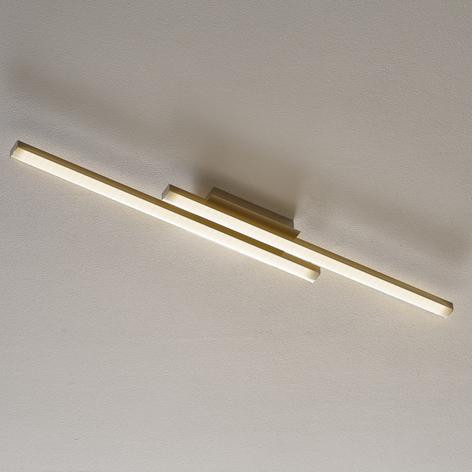 EGLO connect Fraioli-C lámpara LED de techo, recta