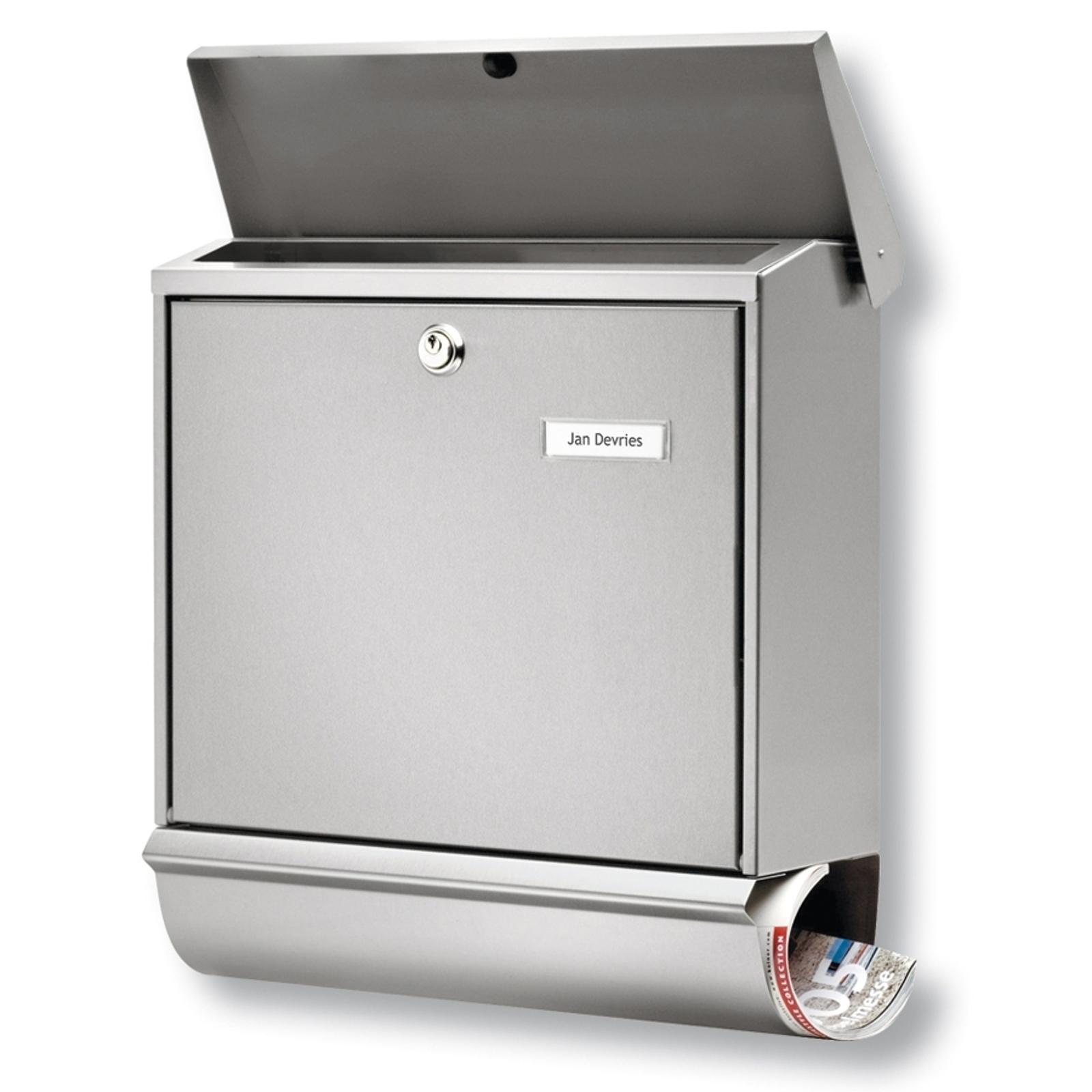 Comfort stainless steel letter box set_1532032_1