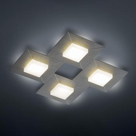 BANKAMP Diamond lámpara de techo 42x42cm