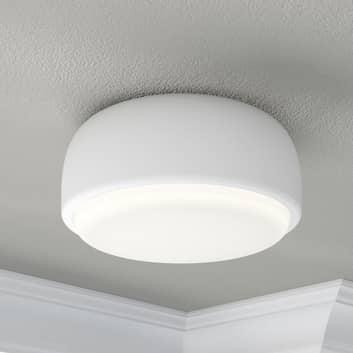 Hvid designer loftslampe Over Me