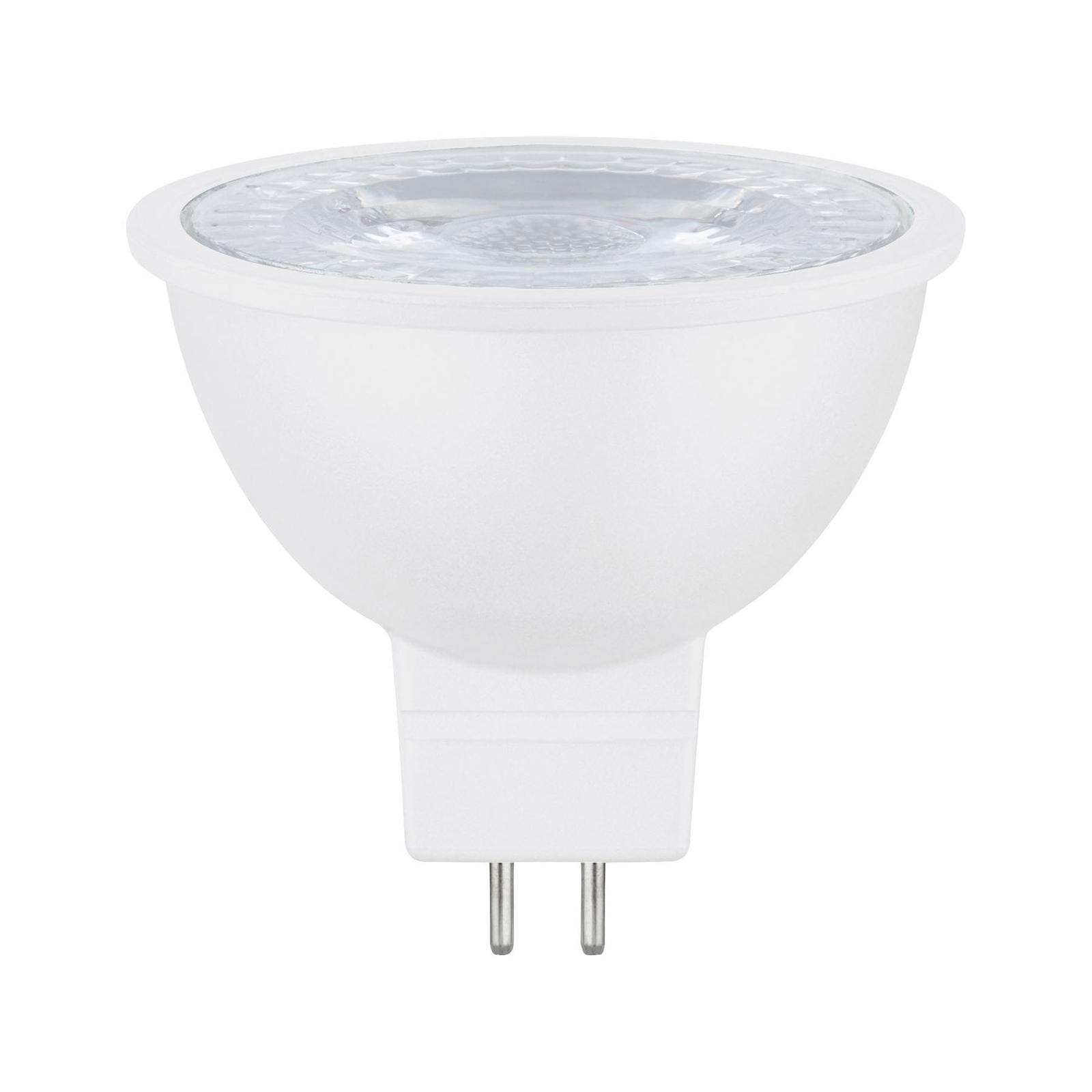 Paulmann LED-reflektor GU5,3 6,5W, 827 dim hvit