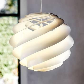 LE KLINT Swirl 3 - Designer-Hängeleuchte in Weiß