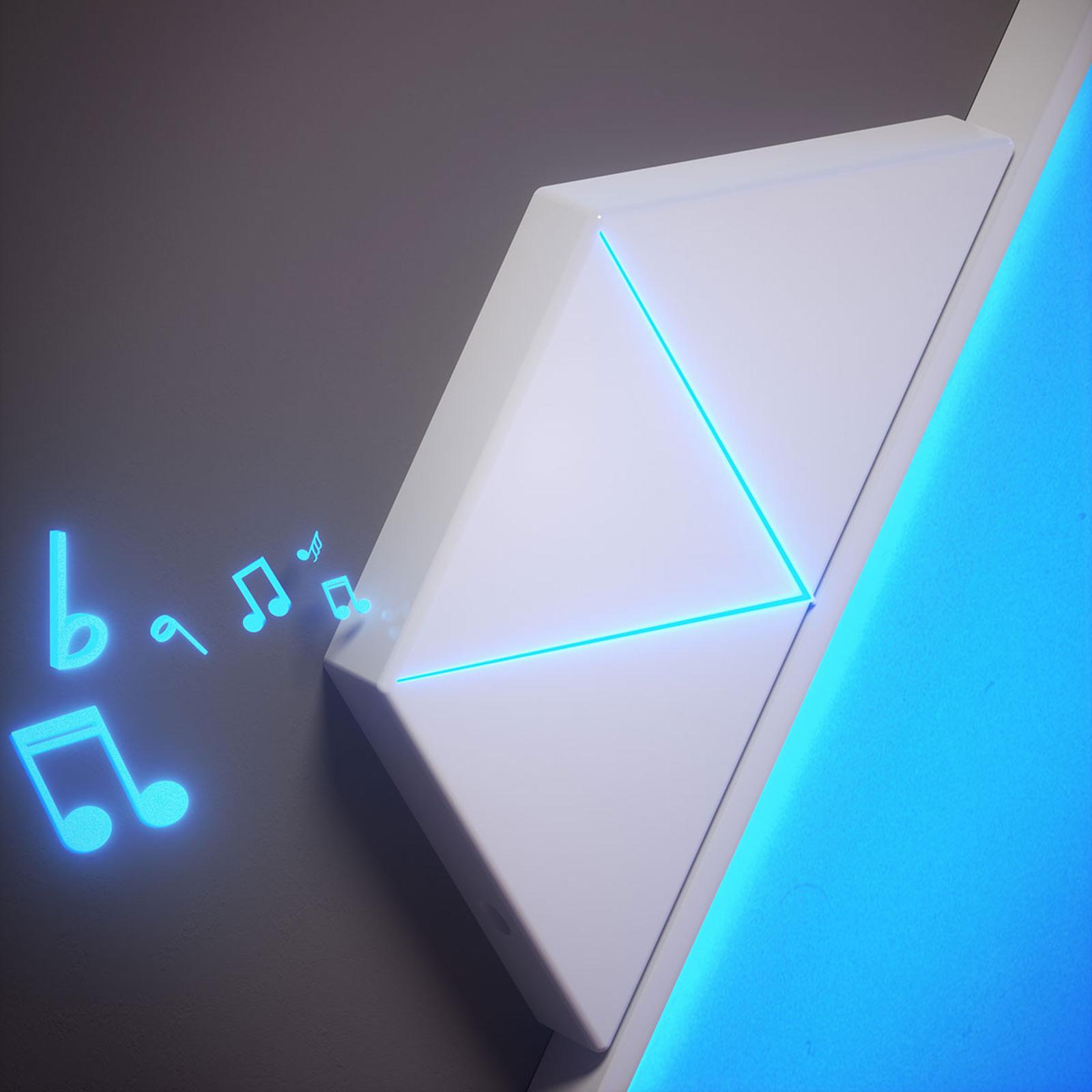 Nanoleaf Rhythm módulo adicional para Light Panels